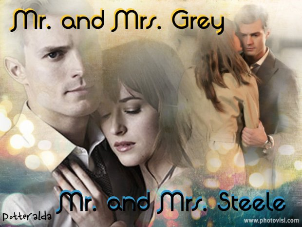 Mr. and Mrs. Grey or Mr. and Mrs. Steele