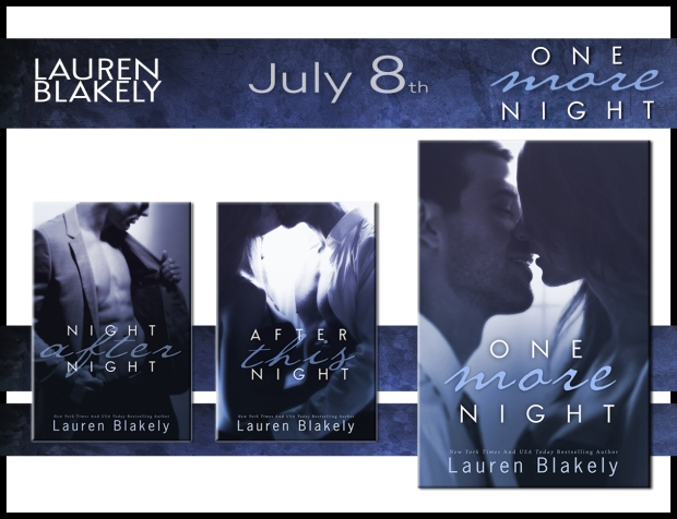 One more night release day 3