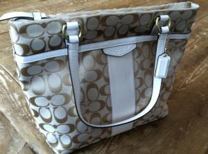 COACH bag.Autumn
