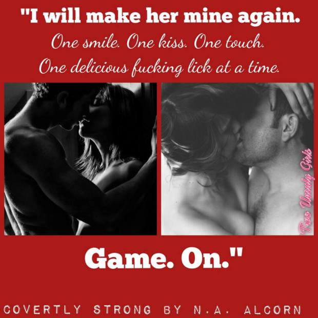 Covertly Strong teaser 6