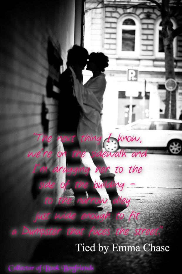 Drew & Kate alley