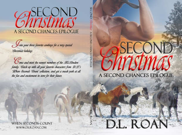 Second Christmas Print Cover Small Font