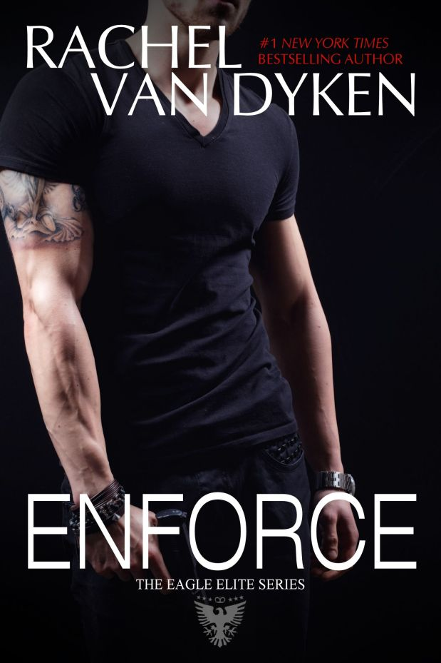 Enforce Smashwords Cover