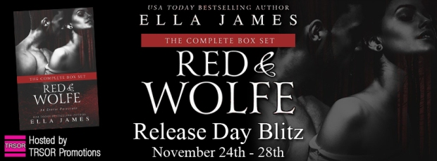 red & wolfe the complete set rd blitz