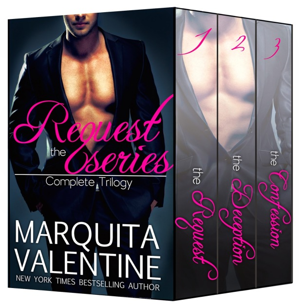 the request boxed set