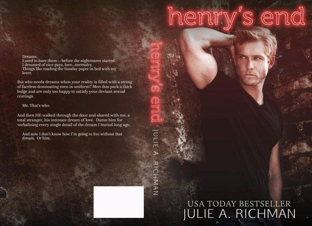henry's end full cover