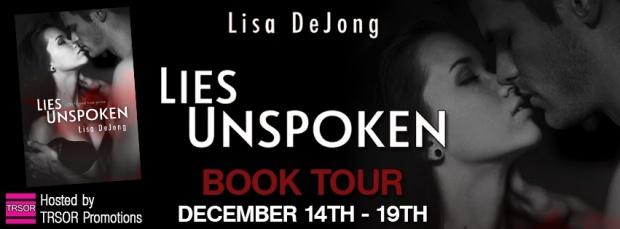 lies unspoken-book tour