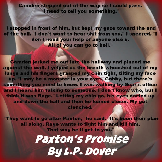 Paxton's Promise Teaser 3
