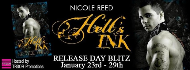 hell's ink banner