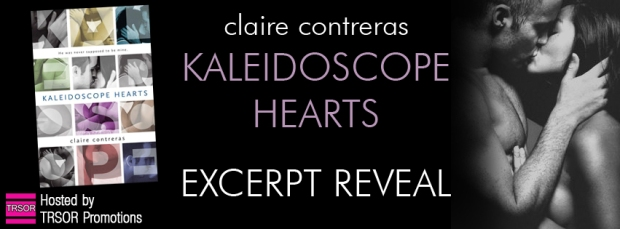 Kaleidoscope Excerpt reveal plain