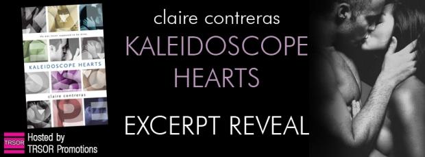 Kaleidoscope Excerpt reveal plain